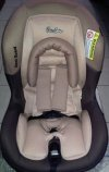 "Car Seat Brown ""Coco Latte"""